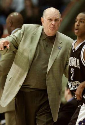 Lefty Driesell - Getty Images / Brian Bahr